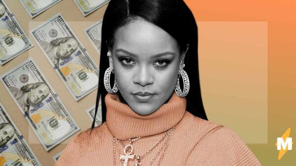 По данным Forbes певица Рианна стала миллиардершей благодаря своему бизнесу