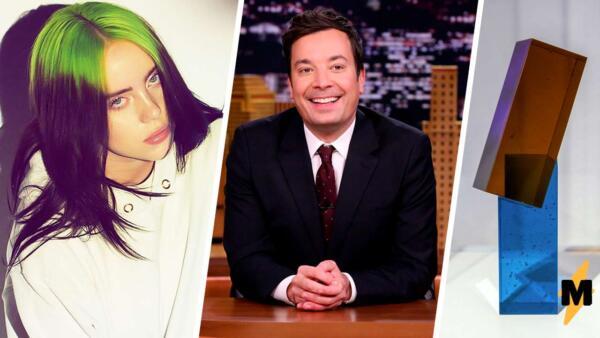 Билли Айлиш рассказала на шоу Джимми Фэллона, что ассоциирует людей с цветами и фигурами