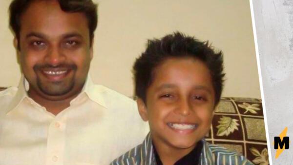 Подростка-индуса обвиняли в культурной апроприации из-за витилиго