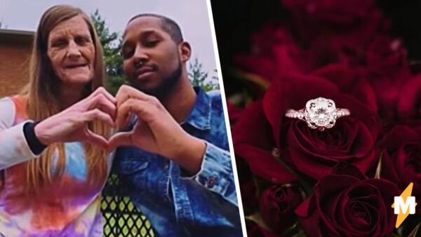 Пара с разницей в возрасте в 37 лет, снимающая видео для тиктока, объявила о помолвке