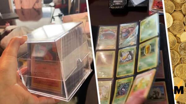 Встречайте, боль фанатов Pokémon. Блогерша разыграла парня объявлением о продаже карточек за смешные деньги