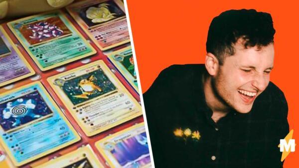 Блогер отомстил соседу, укравшему карточки Pokémon. На кавере на The Black Parade он только разогрелся