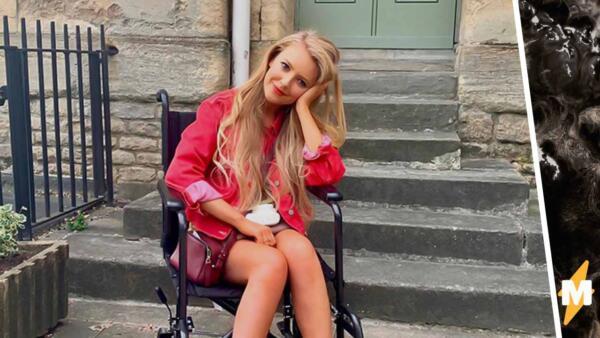 Прощайте, волосы, привет, инвалидное кресло. Девушка лишилась возможности ходить из-за плесени в доме