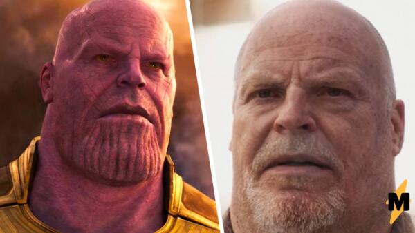 Танос чей-то дядя, а Гоблин старуха. Нейросеть показала, как выглядели бы герои мультфильмов в жизни