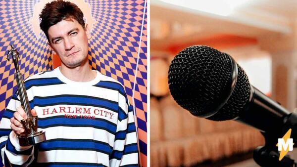 Александр Гудков не произнёс ни слова за час на подкасте у украинского стендапера