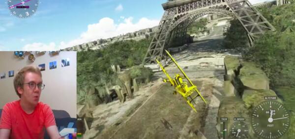 Фанат игры Microsoft Flight Simulator напечатал на 3D-принтере аналог штурвала самолёта