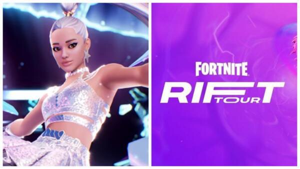 Компания Epic Games показала видео с персонажем певицы Арианы Гранде в игре Fortnite
