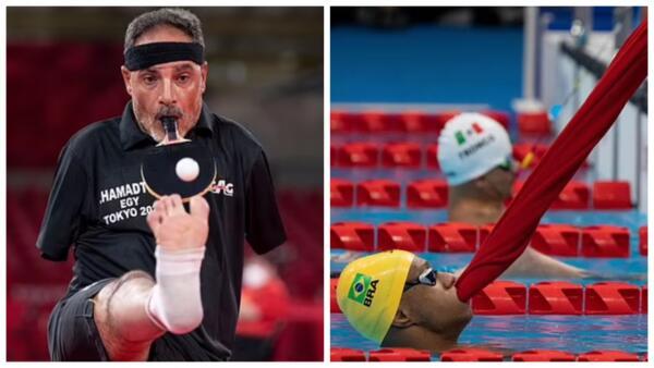 Первые выступления паралимпийцев поразили зрителей