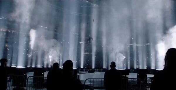 Канье Уэст левитировал на концерте, посвящённом новому альбому Donda