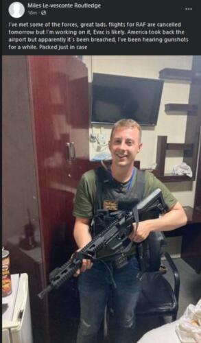 Стример путешествовал по Афганистану и попал в ловушку, ведь он не успел уехать до смены власти