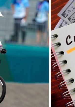 Олимпийская чемпионка по BMX попала на Игры в Токио с помощью краудфандинга