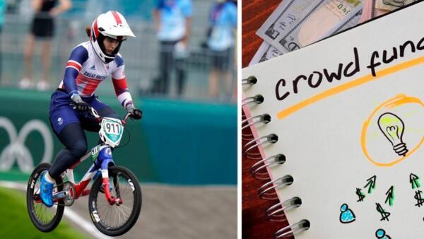 Олимпийская чемпионка по BMX попала на Токио-2020 с помощью краудфандинга