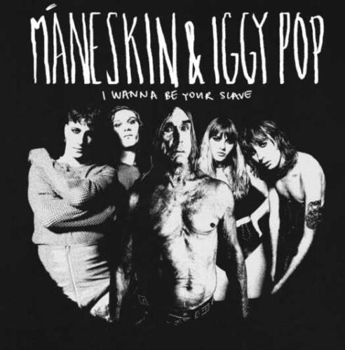 Måneskin и Игги Поп создали альтернативную версию трека I wanna be your slave
