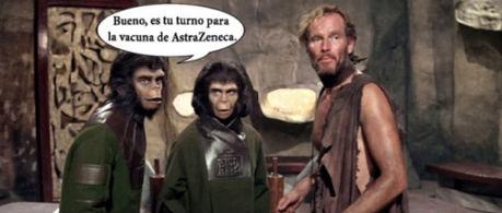 Facebook заблокировал аккаунты за распространение антиваксерских мемов с шимпанзе