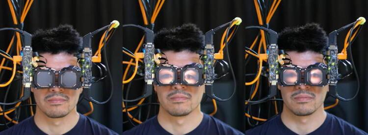 Учёные Facebook представили шлем VR, создающий иллюзию зрительного контакта с окружающими