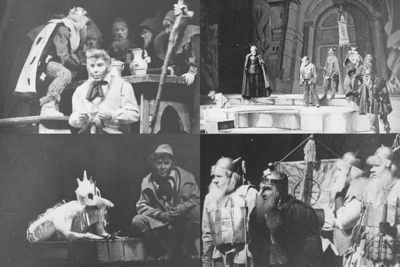 В Сети опубликовали запись первого советского спектакля по «Хоббиту» Толкина