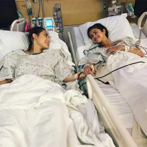 Селену Гомес не рассмешила шутка про её пересадку почки в американском сериале