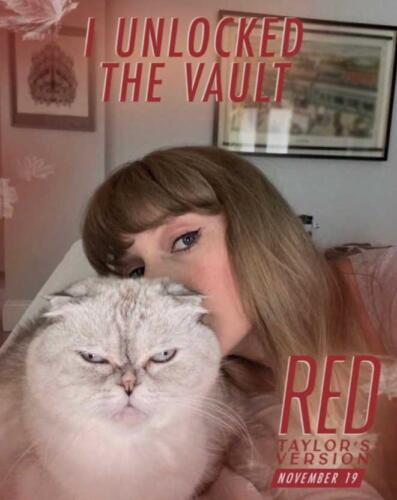 Тейлор Свифт выпустила видео с зишифрованым посланием для фанатов