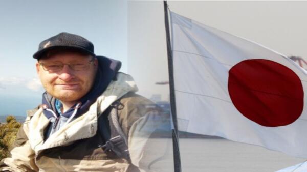 Кто такой Ваас Феникс Нокард. Безработный россиянин 3 дня плыл в Японию, но его отправляют обратно в РФ