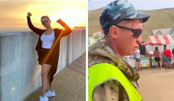 Охранники не пропустили без очереди на паром блогершу из Иркутска с инвалидностью