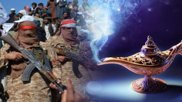 Бороться с талибами теперь будут «маги». Фанаты волшебства планируют массовое проклятие, но боятся мести