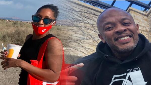 Дочь рэпера-миллиардера Dr. Dre пожаловалась, что живёт с машине и страдает от бедности
