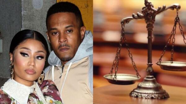 Никки Минаж предложила женщине $500 000, если та откажется от обвинений против мужа рэперши