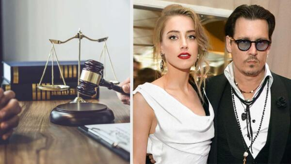 Джонни Депп выиграл в суде у Эмбер Хёрд и добился проверки её благотворительности
