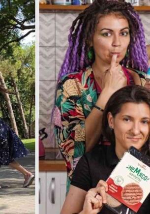 ЛГБТ-семья из вызвавшей скандал рекламы «ВкусВилла» переехала из России в Барселону