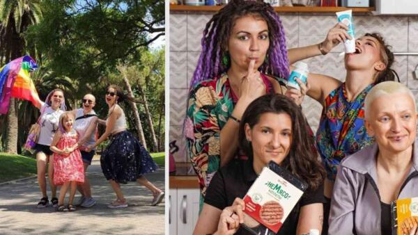 ЛГБТ-семья, попавшая в скандал из-за статьи «ВкусВилла», уехала из России