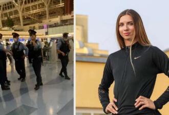 Легкоатлетку Кристину Тимановскую хотели депортировать в Беларусь из Токио