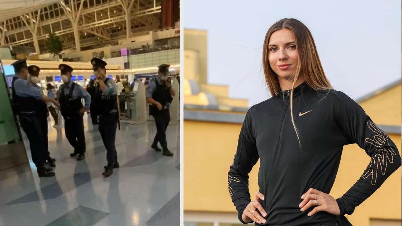 Белорусскую атлетку хотели депортировать из Токио после критики властей