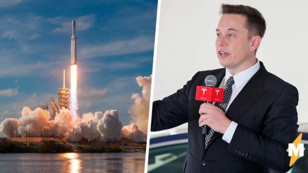 SpaceX Илона Маска запустит в космос рекламный щит и будет продавать на нём места за Dogecoin