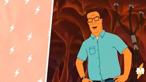 """Мемы с Хэнком Хилл из """"Царя горы"""" обрели второе дыхание и рассказывают про жизненные трудности"""