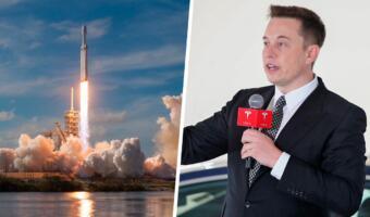 SpaceX Илона Маска планирует запустить в космос рекламный щит и будет продавать на нём места за Dogecoin