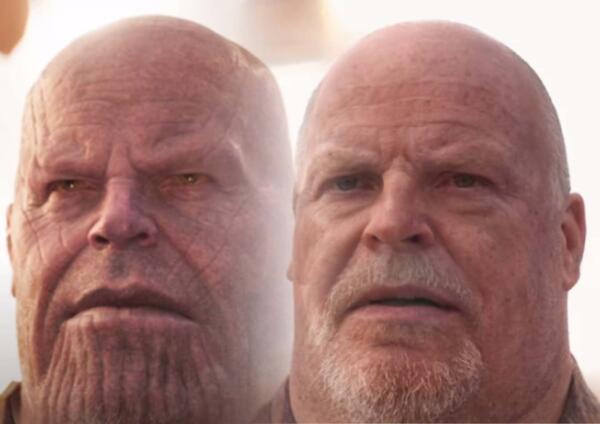 Танос добрый дядюшка, а Гоблин старуха. Нейросеть показала, как выглядели бы герои мультфильмов в жизни