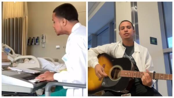 Бывший преступник стал медбратом после попыток соперников убить его мать, и теперь поёт пациентам в больнице
