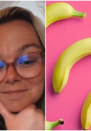 Мама рассказала, что ребёнок стал лучше спать, съедая перед сном банан