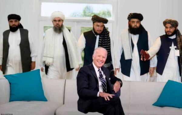 Мемы про талибов оккупировали интернет и от них нет спасения