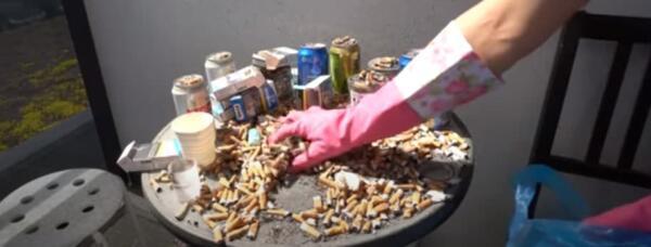 Фанатка уборки спасает дома своих подписчиков от бардака. Она бесплатно убирает у ментальных больных
