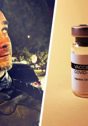 Барабанщик Offspring не поедет с группой в тур, так как не сделал прививку от COVID-19