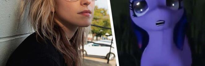 Солистка Paramore Хейли Уильямс увидела мем MordeTwi со своей песней Airplanes