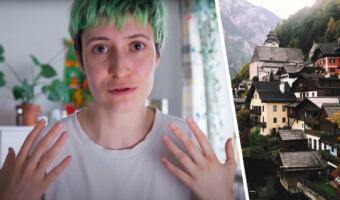 Феминистка Ника Водвуд (nixelpixel) объяснила на видео, что уезжает из России в Австрию