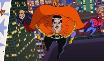 «Человек-паук 3» с пеленой ностальгии. Ютубер создал трейлер фильма из мультсериалов 90-х о Паркере