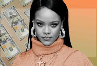 Певица Рианна стала миллиардершей благодаря своим брендам Fenty и Savage x Fenty