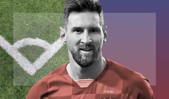 Как фанаты реагируют на уход Месси из «Барселоны». Провожают футболиста мемами