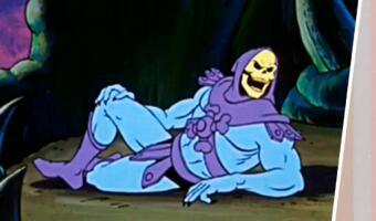 Что за мем со Скелетом из «Властелинов Вселенной». Злодей делится неприятными фактами и убегает