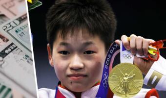 Семья олимпийской чемпионки из Китая отказалась от подарка в виде 3 млрд рублей и квартиры