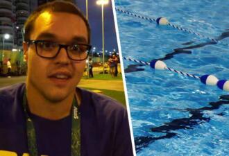 Полный олимпийский пловец получил поддержку в Сети после «смеха» над его телом на ТВ