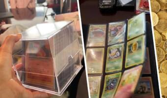 Блогерша дерзко разыграла партнёра — коллекционера карточек с покемонами объявлением об их продаже